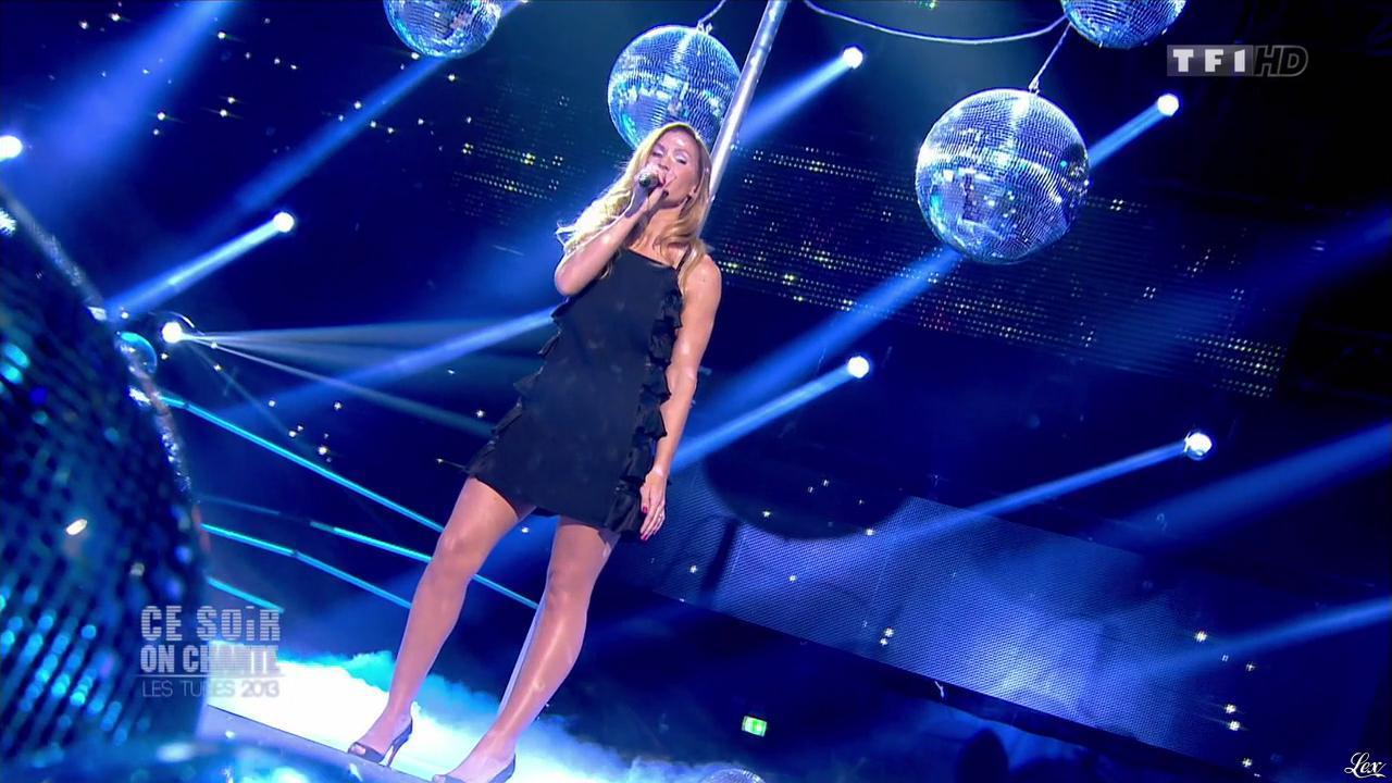 Vitaa dans Ce Soir On Chante. Diffusé à la télévision le 03/01/14.
