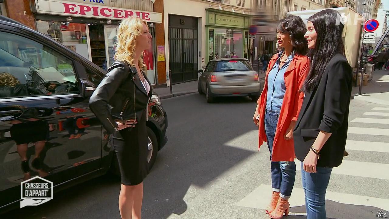 Aline dans Chasseurs d'Appart. Diffusé à la télévision le 21/07/15.