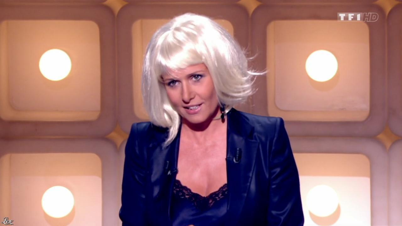 Carole Rousseau dans le Grand Concours des Animateurs. Diffusé à la télévision le 12/09/15.