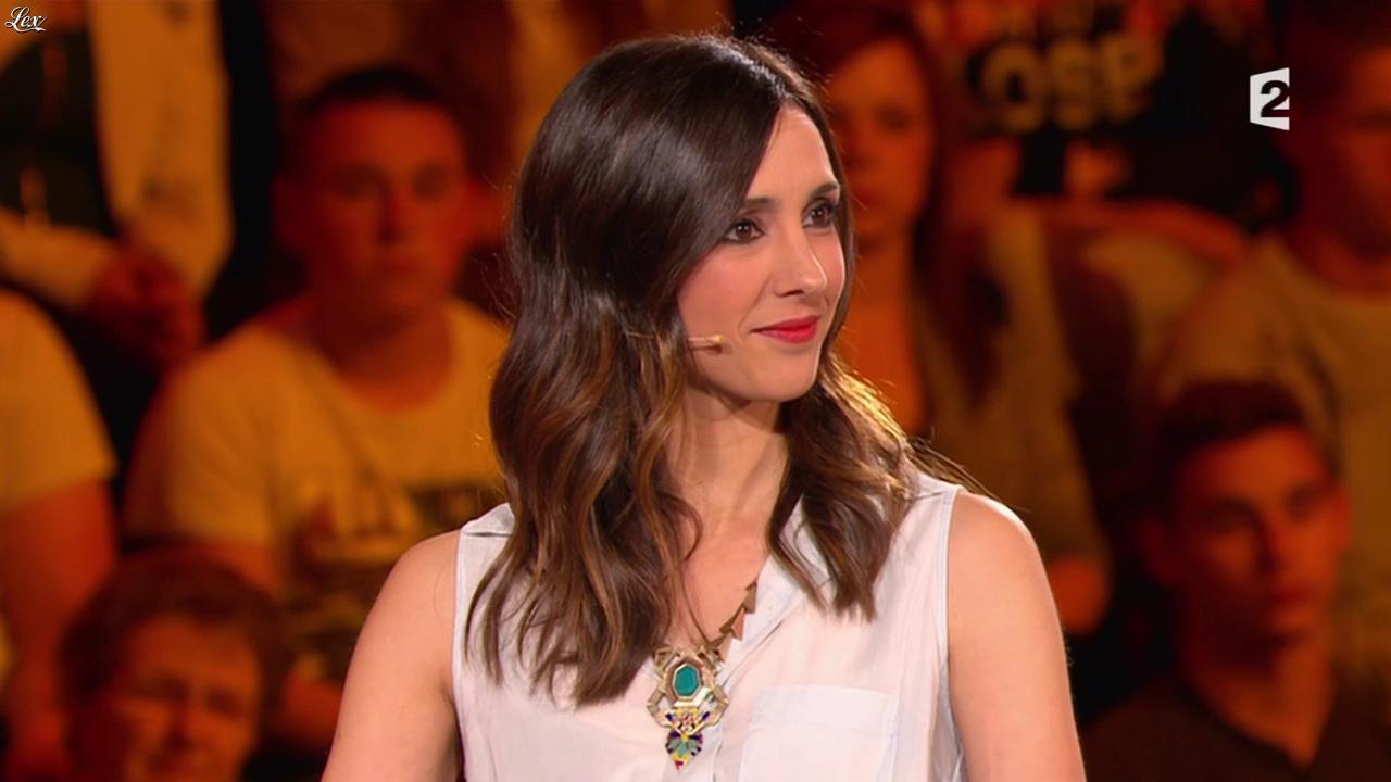 Elise Chassaing dans Mot de Passe. Diffusé à la télévision le 01/08/15.