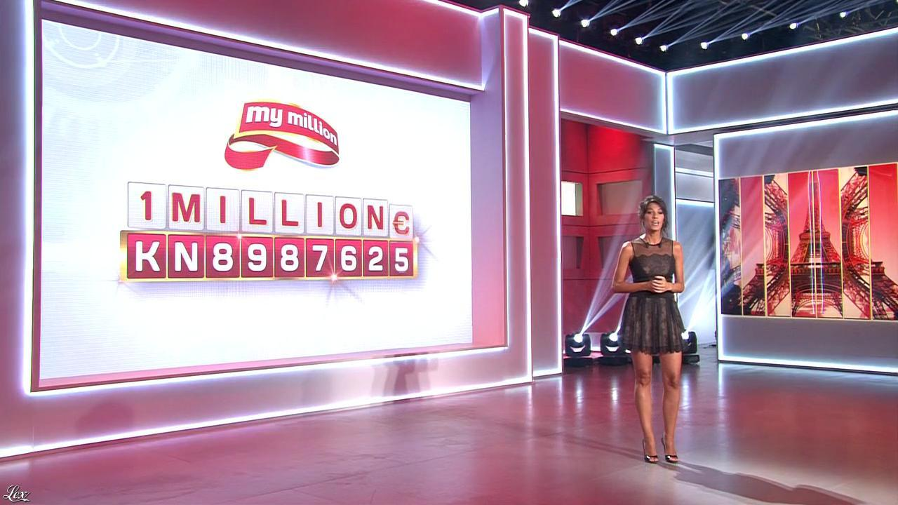 Laurie Cholewa dans My Million. Diffusé à la télévision le 11/08/15.