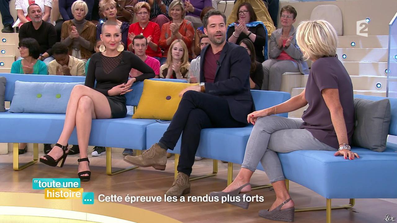 Marine dans Toute une Histoire. Diffusé à la télévision le 17/09/15.