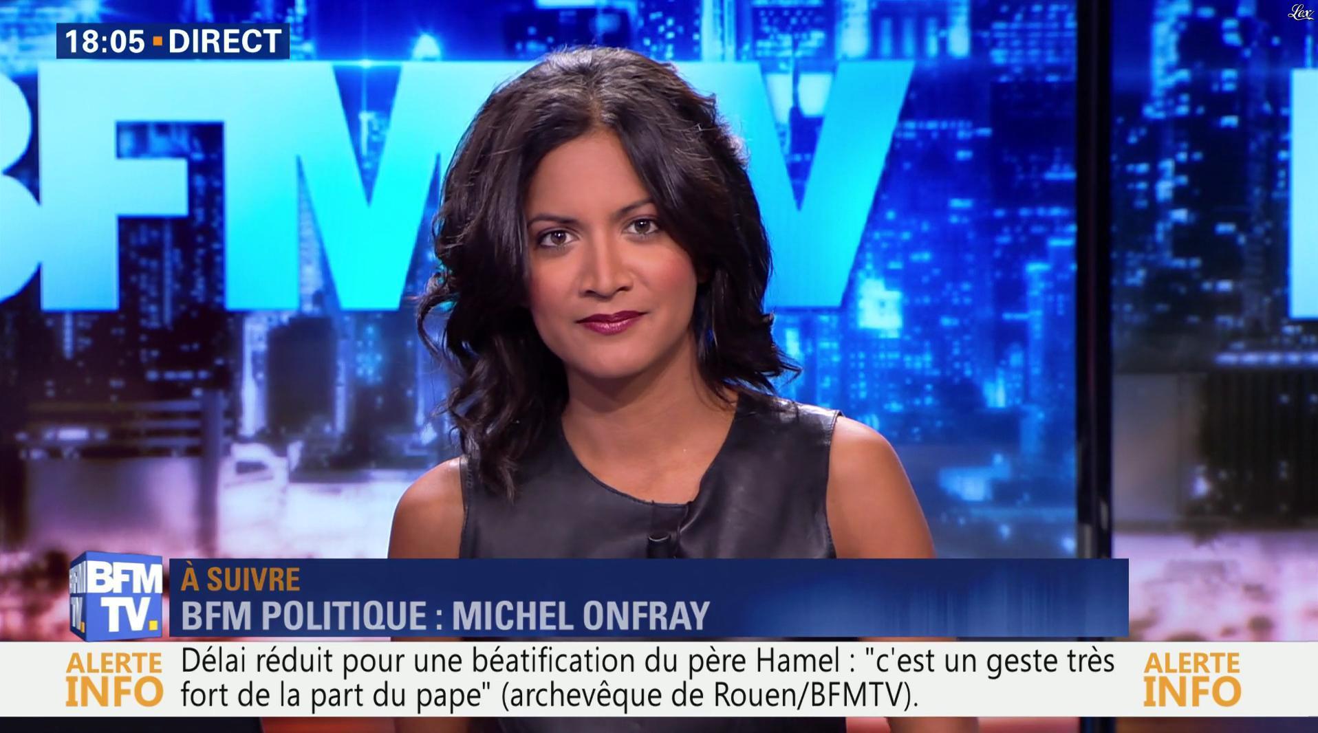 Aurélie Casse dans BFM Politique. Diffusé à la télévision le 02/10/16.