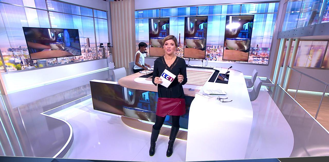 Benedicte Le Chatelier dans LCI et Vous. Diffusé à la télévision le 13/10/16.