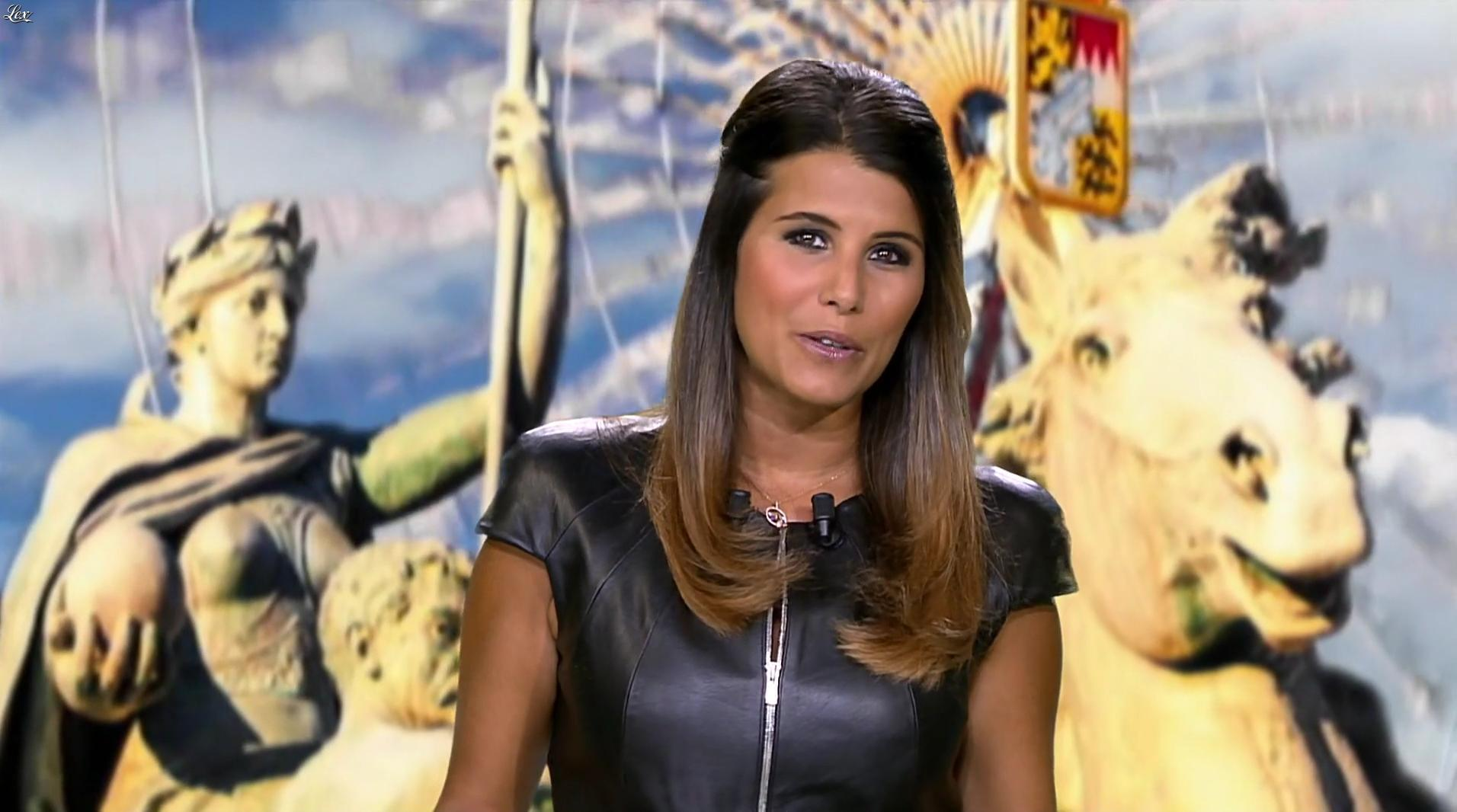 Karine ferri dans euro millions 02 09 16 08 for Le divan 09 02 16