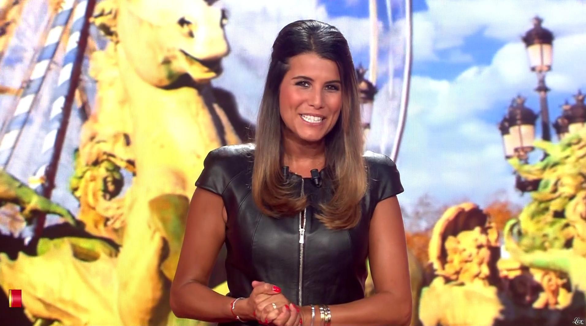 Karine ferri dans my million 02 09 16 03 for Le divan 09 02 16