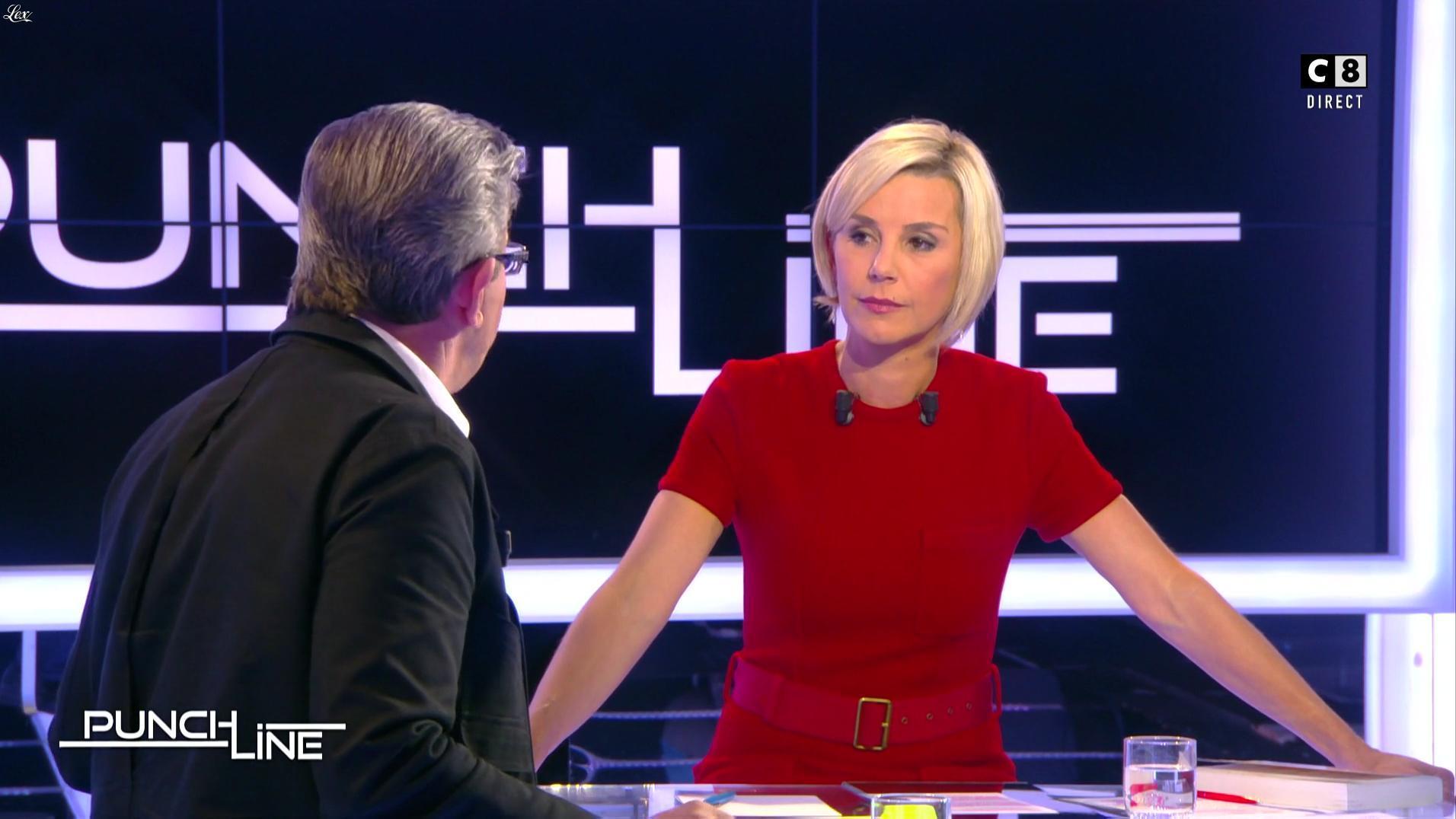 Laurence Ferrari dans Punchline. Diffusé à la télévision le 25/09/16.
