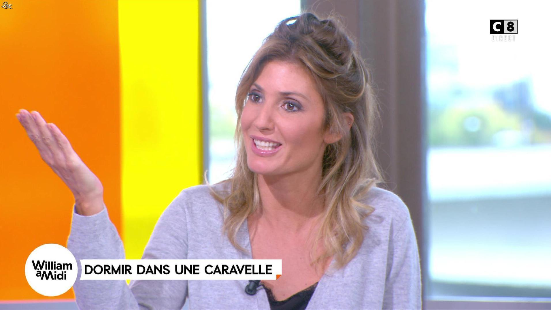 Caroline Ithurbide dans William à Midi. Diffusé à la télévision le 05/10/17.