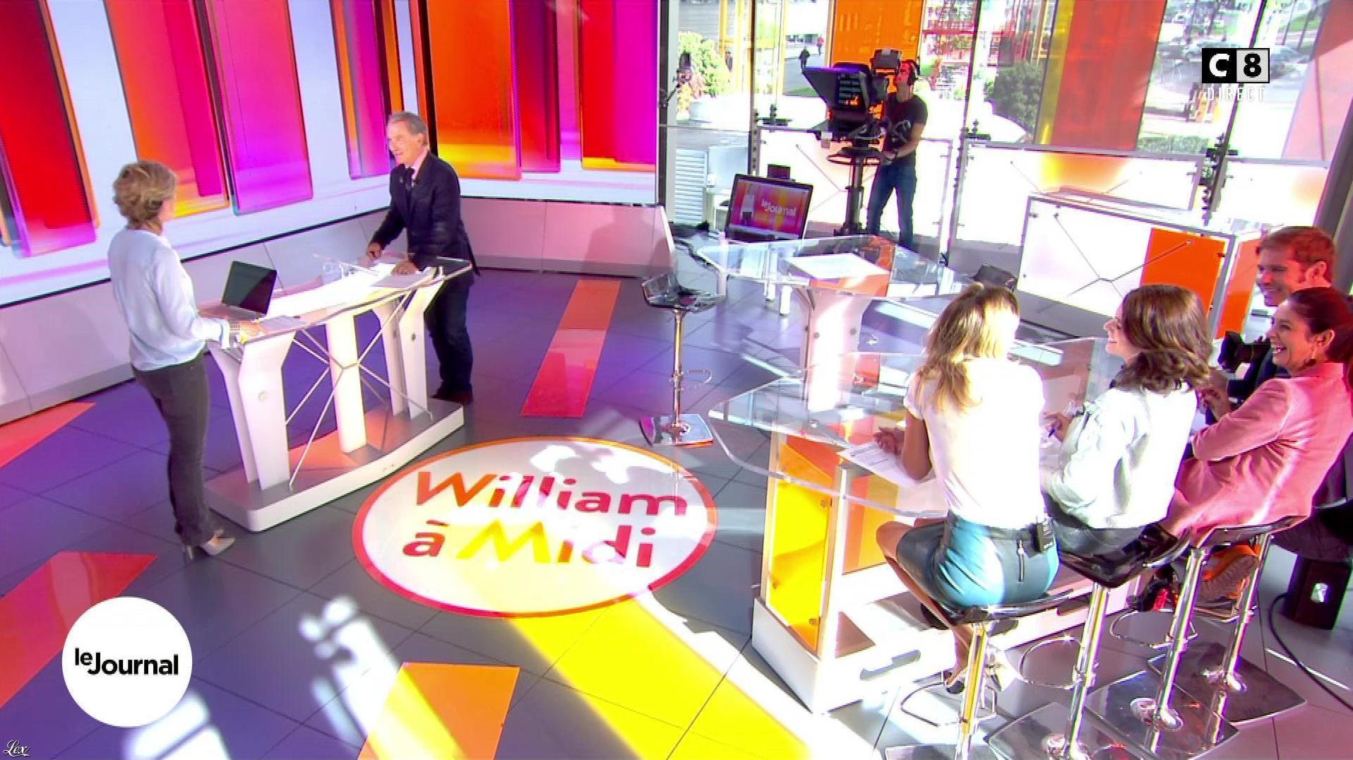 Caroline Ithurbide dans William à Midi. Diffusé à la télévision le 12/10/17.