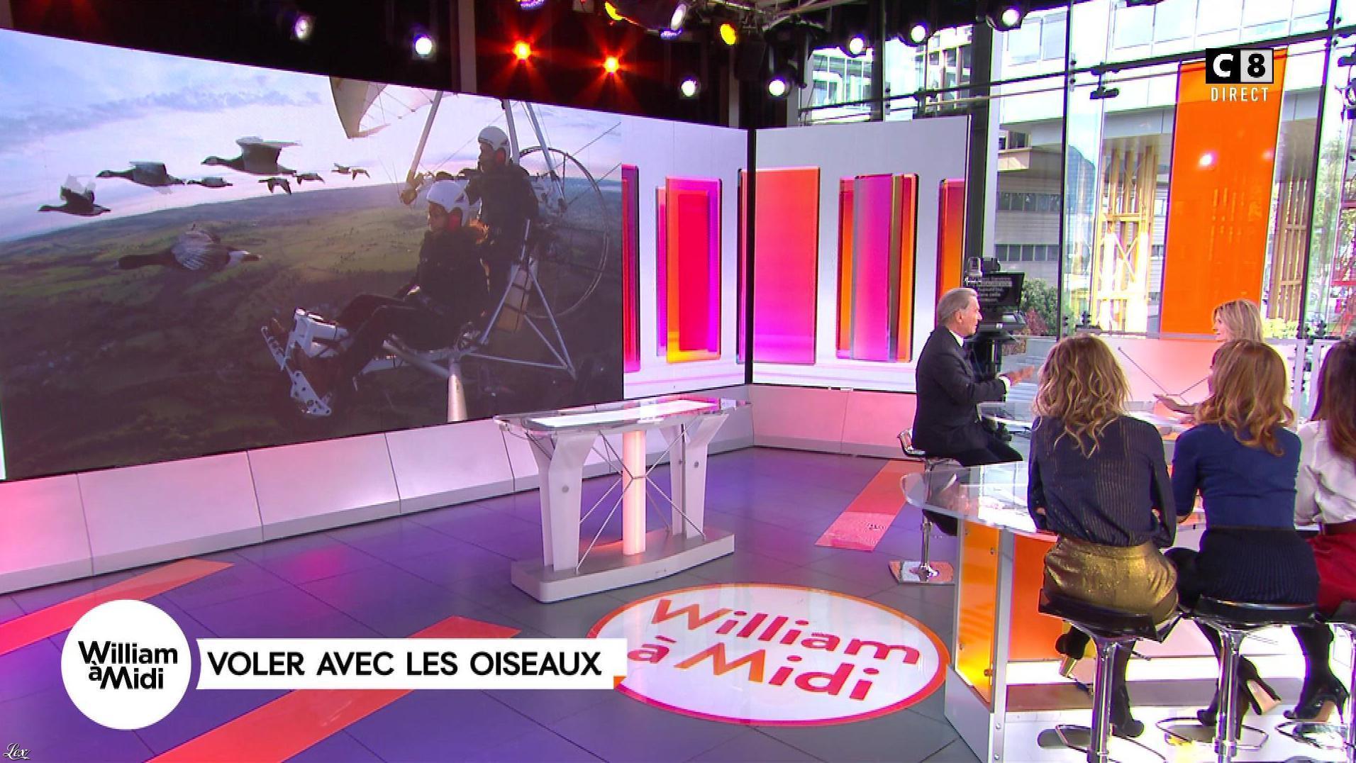 Caroline Ithurbide dans William à Midi. Diffusé à la télévision le 20/10/17.