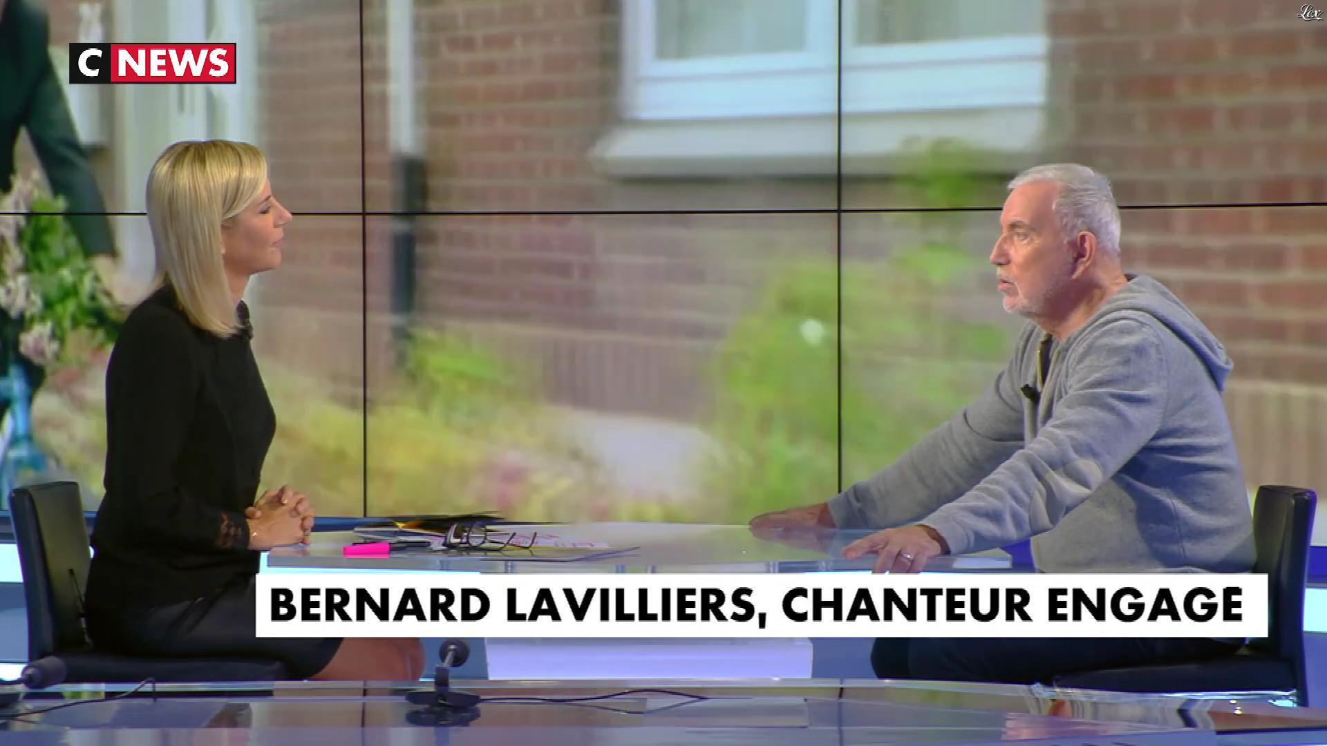 Laurence Ferrari dans le Grand JT. Diffusé à la télévision le 05/10/17.