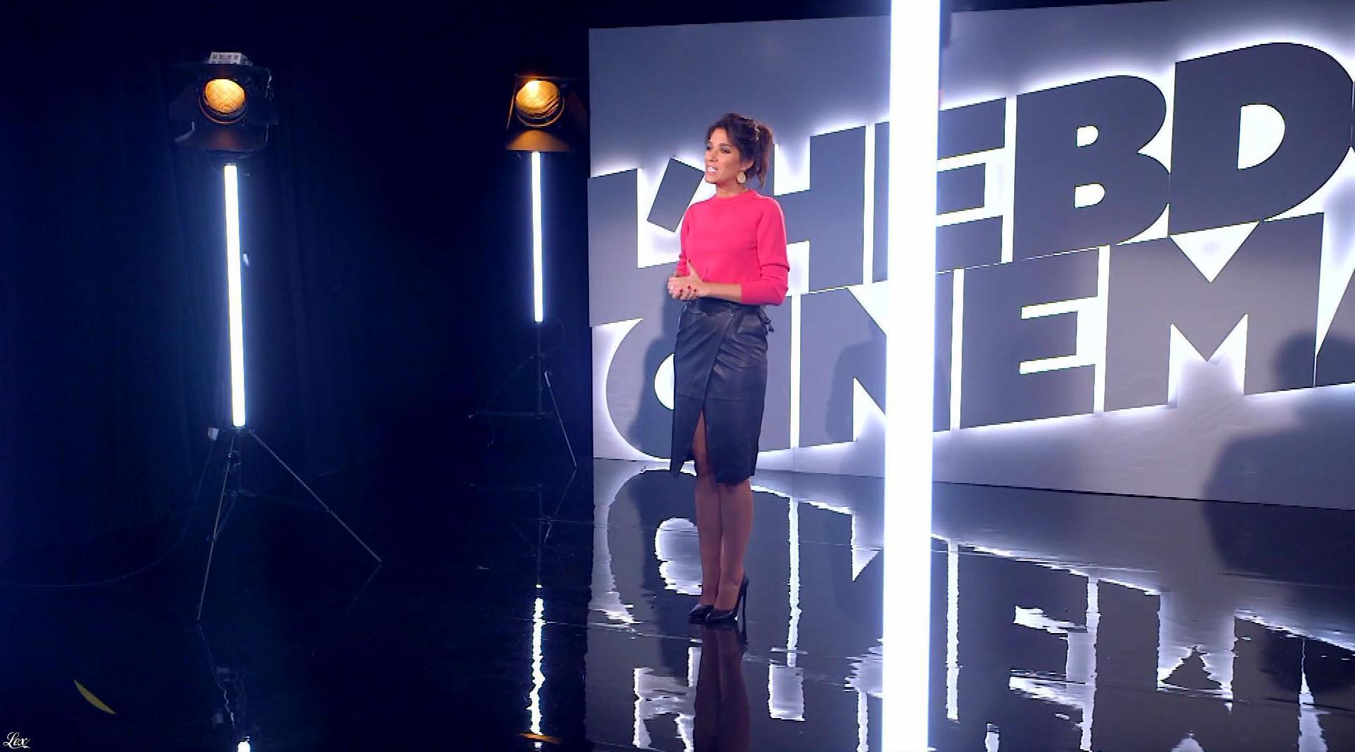 Laurie Cholewa dans Tchi Tcha. Diffusé à la télévision le 21/10/17.
