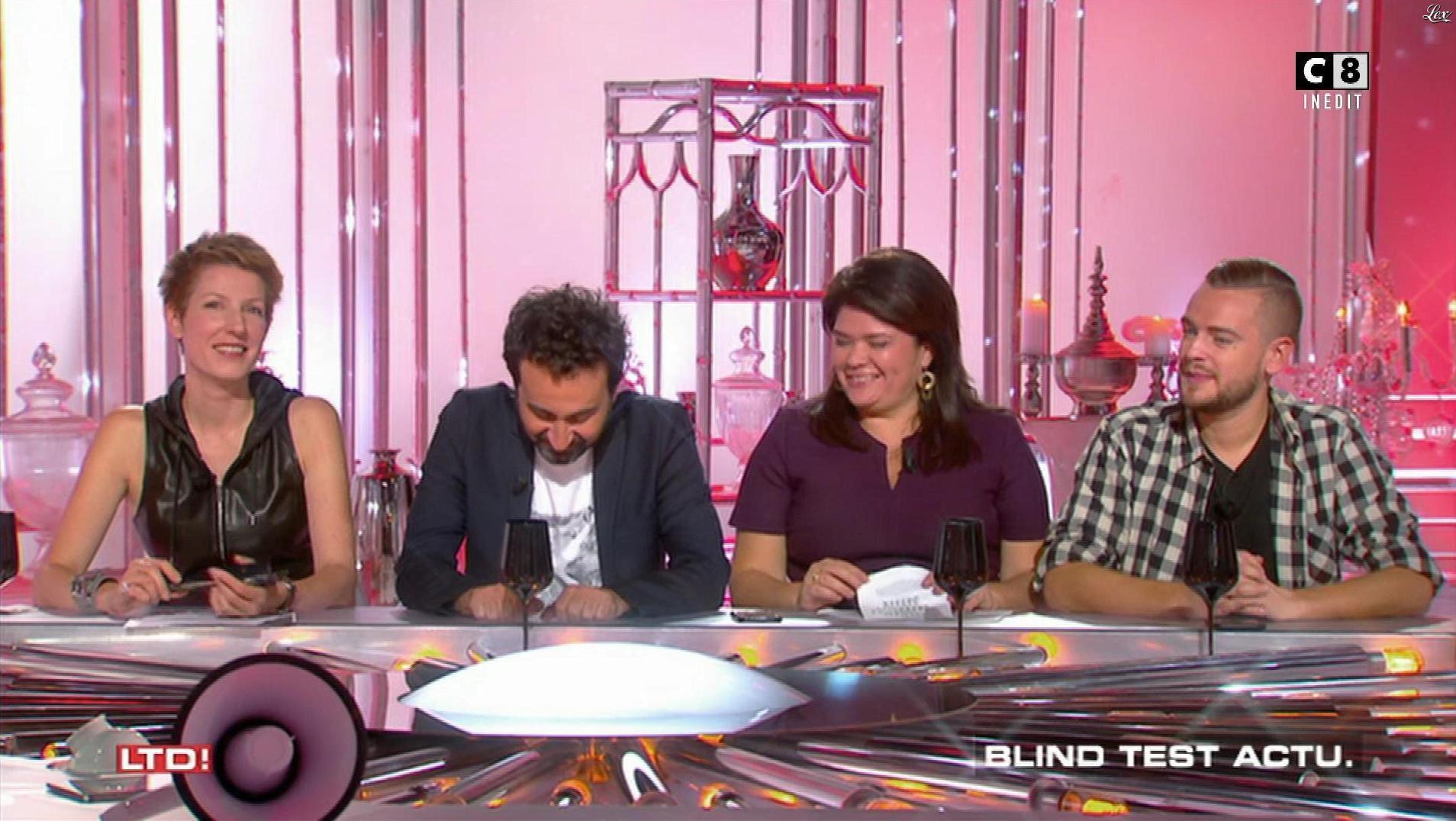 Natacha Polony dans les Terriens du Dimanche. Diffusé à la télévision le 22/10/17.