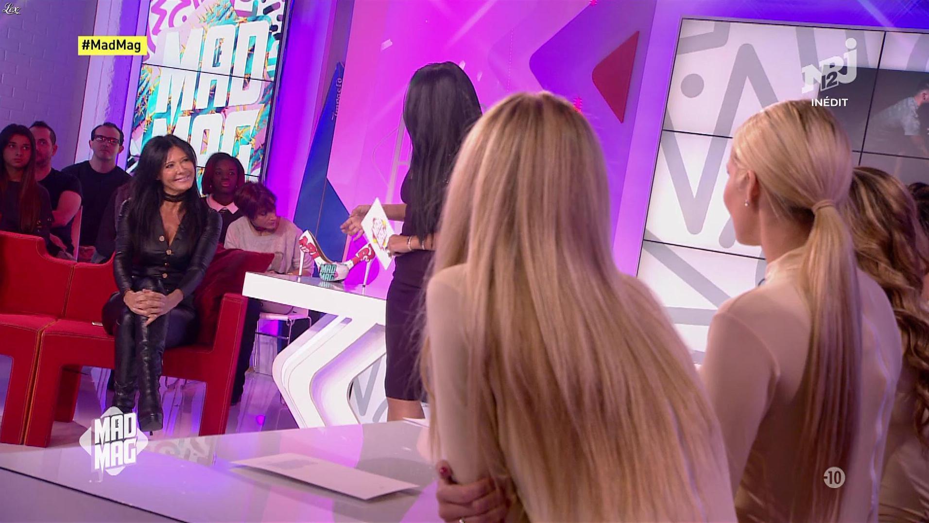 Nathalie dans le Mad Mag. Diffusé à la télévision le 09/10/17.