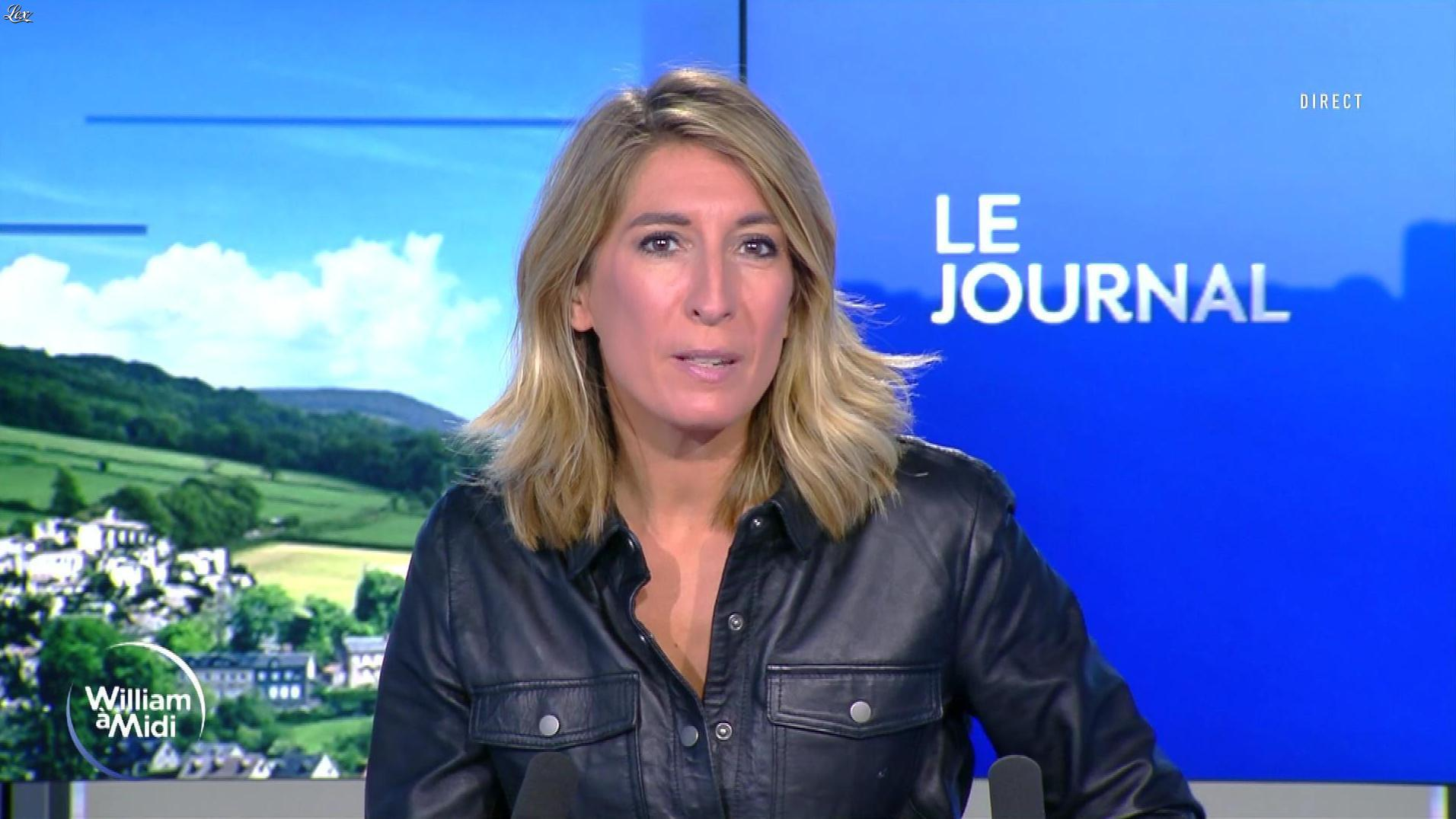 Caroline Delage dans William à Midi. Diffusé à la télévision le 09/10/20.