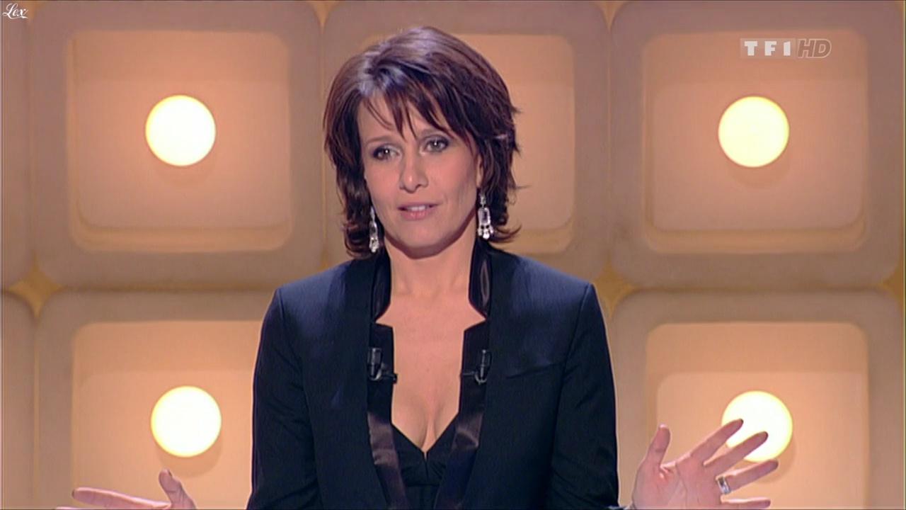 Carole Rousseau dans le Grand Concours Des Animateurs. Diffusé à la télévision le 11/02/11.