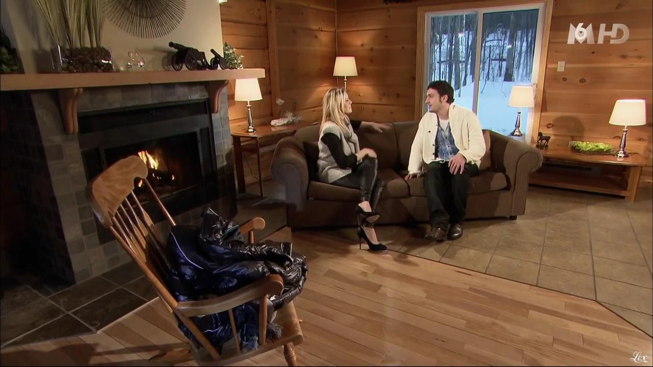 Véronic Dicaire dans X Factor. Diffusé à la télévision le 12/04/11.