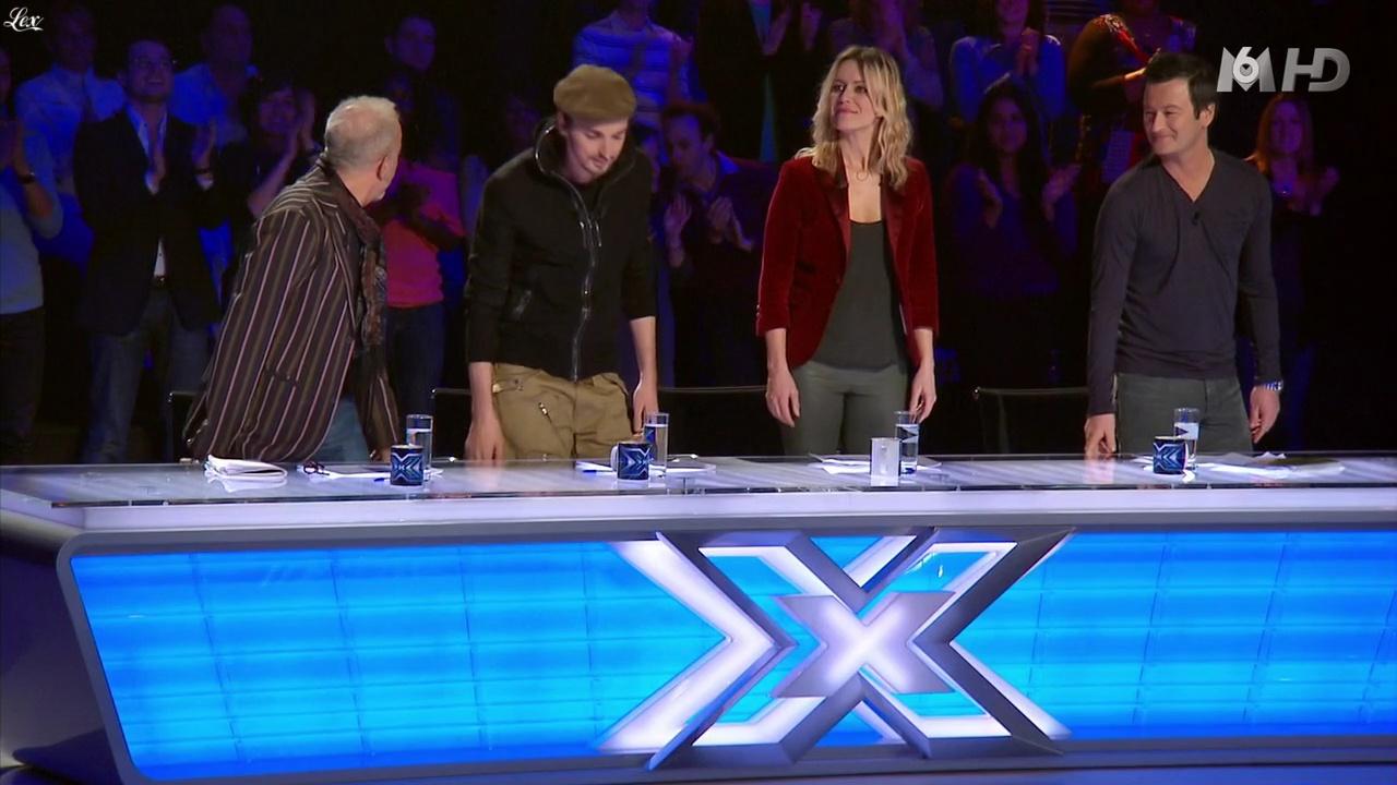 Véronic Dicaire dans X Factor. Diffusé à la télévision le 22/03/11.