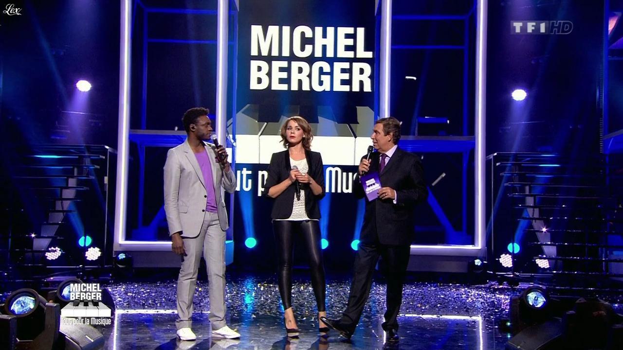 Chimène Badi dans Michel Berger Tout Pour la Musique. Diffusé à la télévision le 08/06/12.
