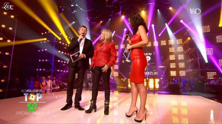 Nancy Sinatra dans le Meilleur du Top 50 Annees 80. Diffusé à la télévision le 24/12/11.