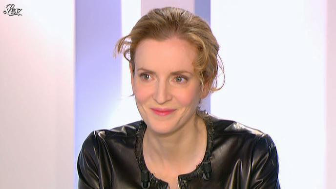 Nathalie Kosciusko-Morizet dans Dimanche Plus. Diffusé à la télévision le 04/03/12.
