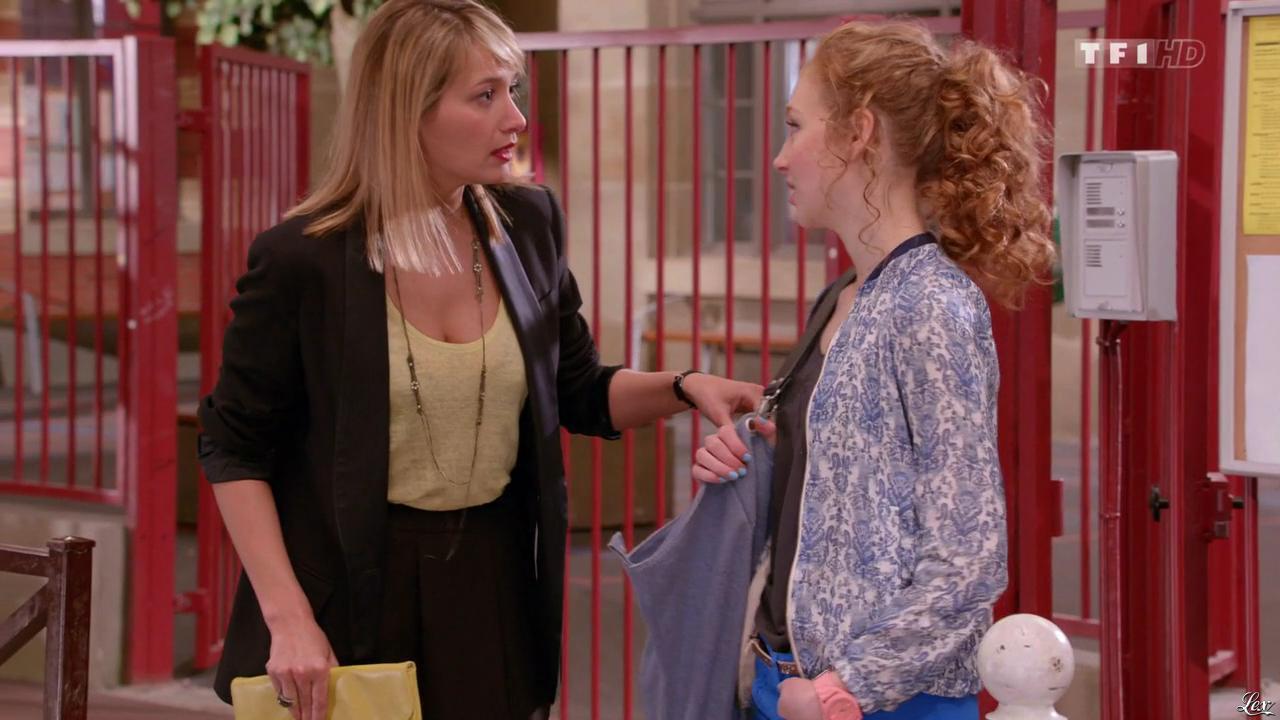 Caroline Anglade dans Pep s. Diffusé à la télévision le 27/08/14.