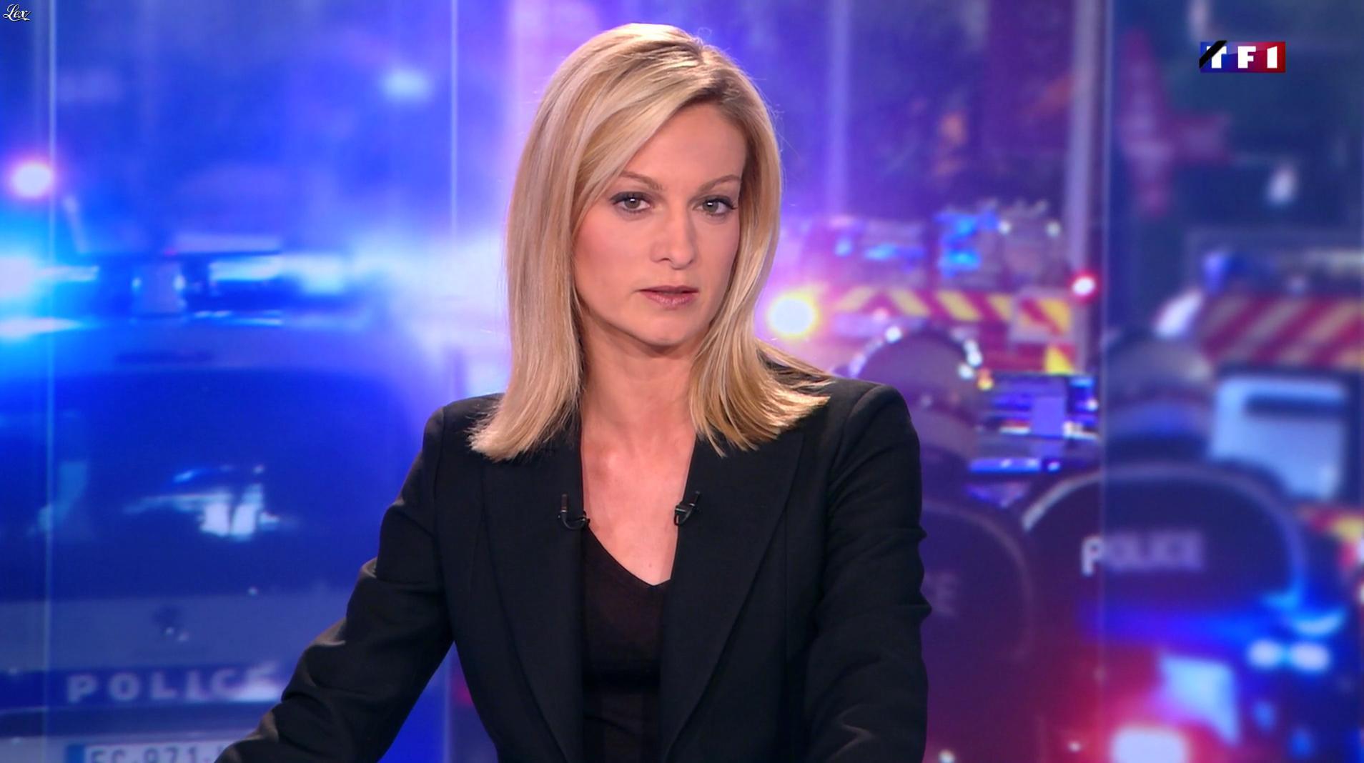 Audrey Crespo-Mara dans Edition Speciale. Diffusé à la télévision le 15/07/16.