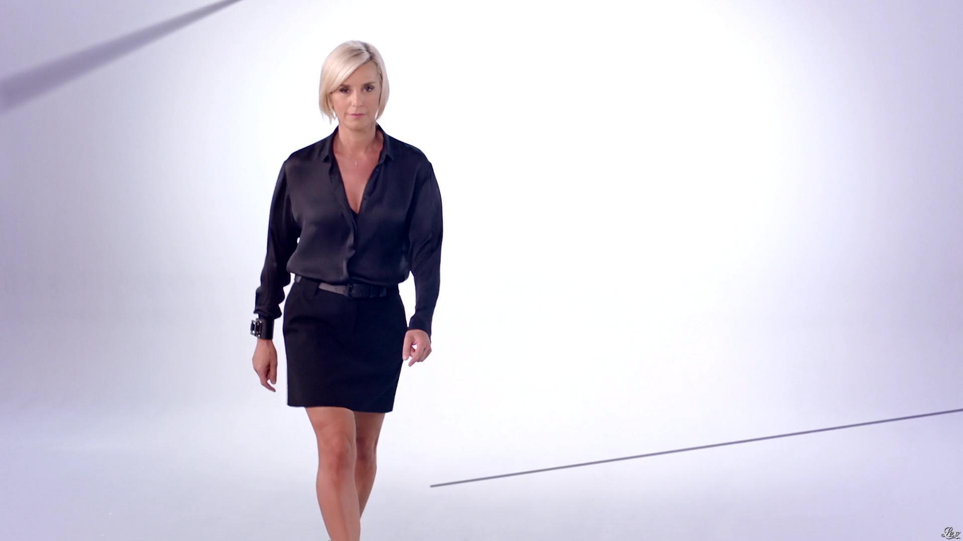 Laurence Ferrari dans une Bande-Annonce de Punchline. Diffusé à la télévision le 21/09/16.