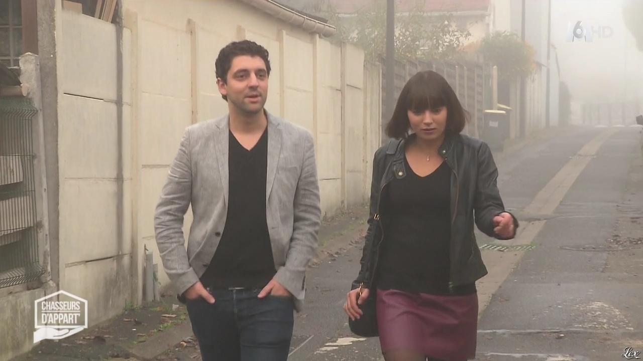 Melodie dans Chasseurs d'Appart. Diffusé à la télévision le 01/02/16.