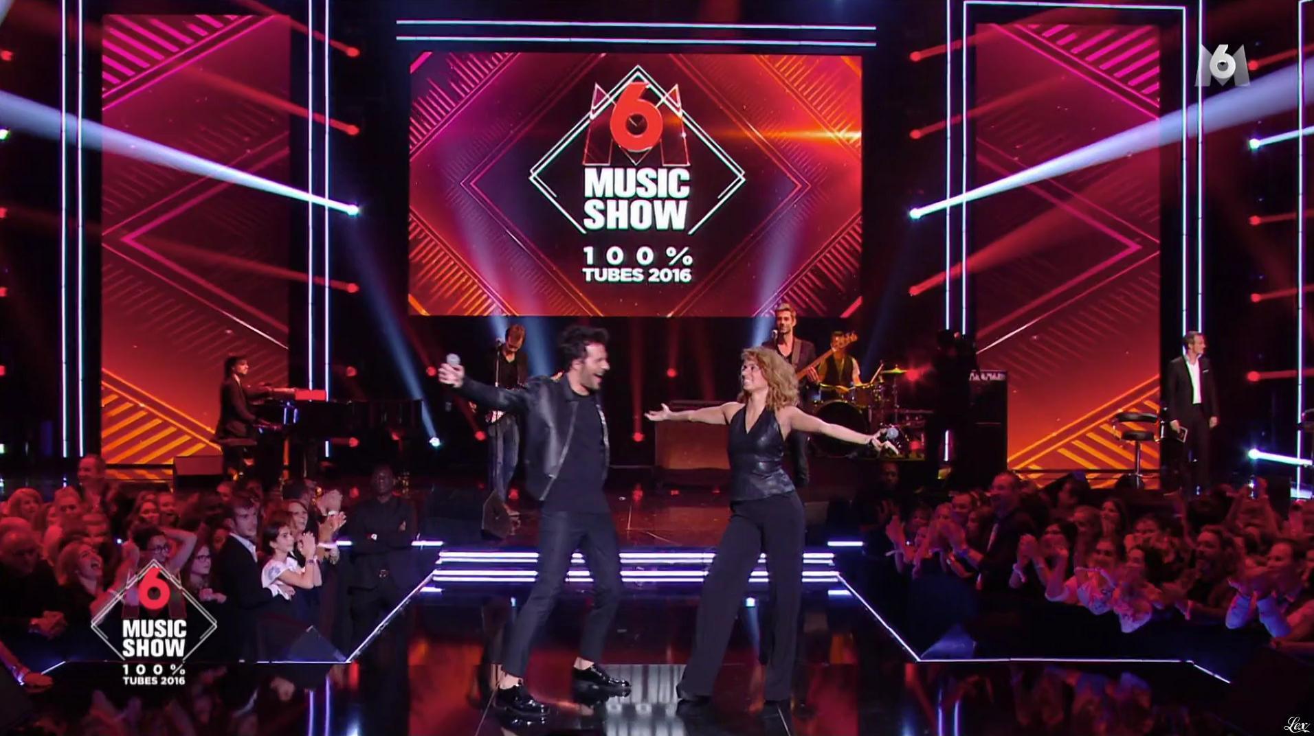 Tal dans M6 Music Show. Diffusé à la télévision le 07/09/16.