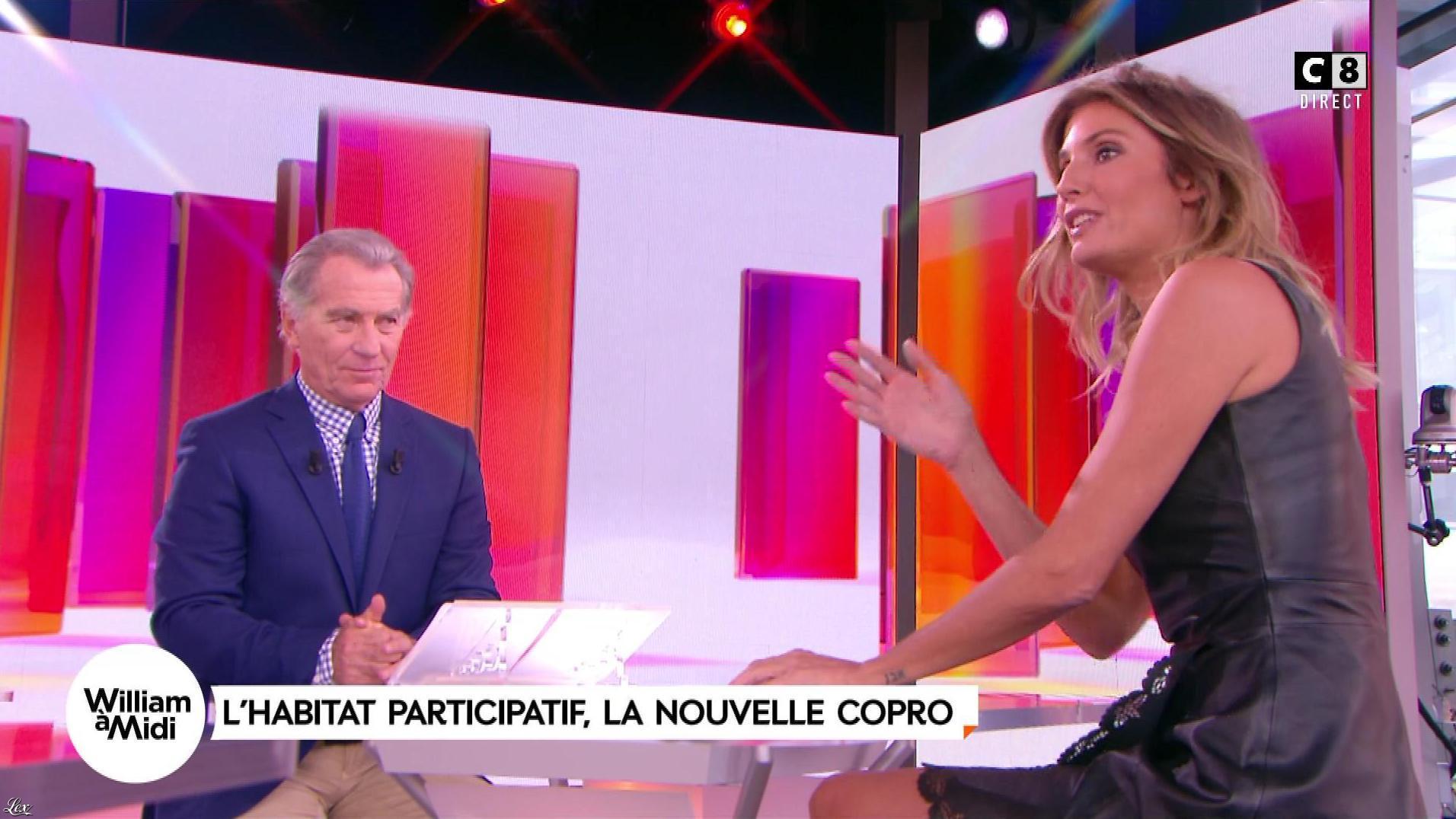Caroline Ithurbide dans William à Midi. Diffusé à la télévision le 27/09/17.