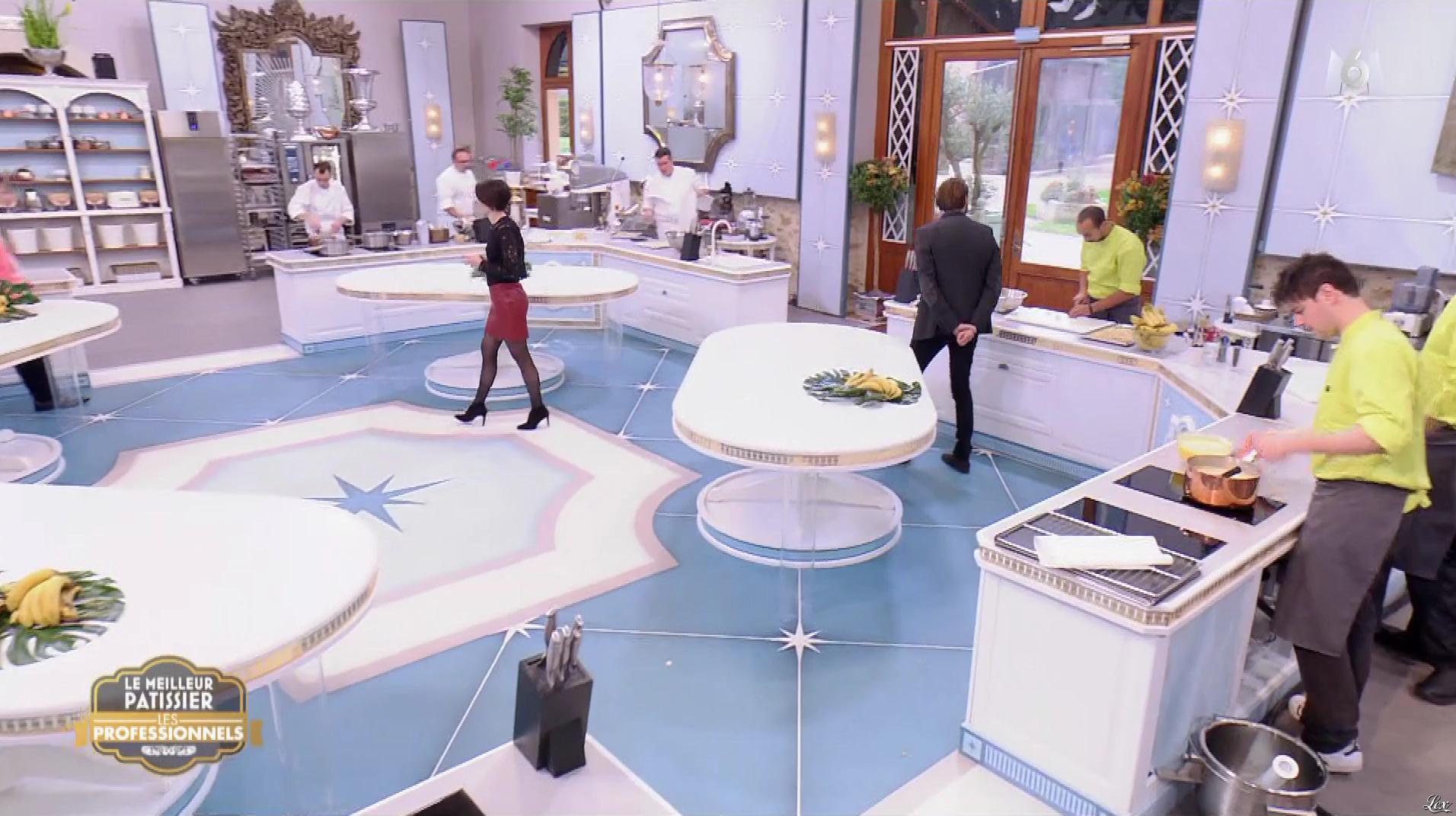 Audrey Gellet dans le Meilleur Pâtissier. Diffusé à la télévision le 11/06/18.