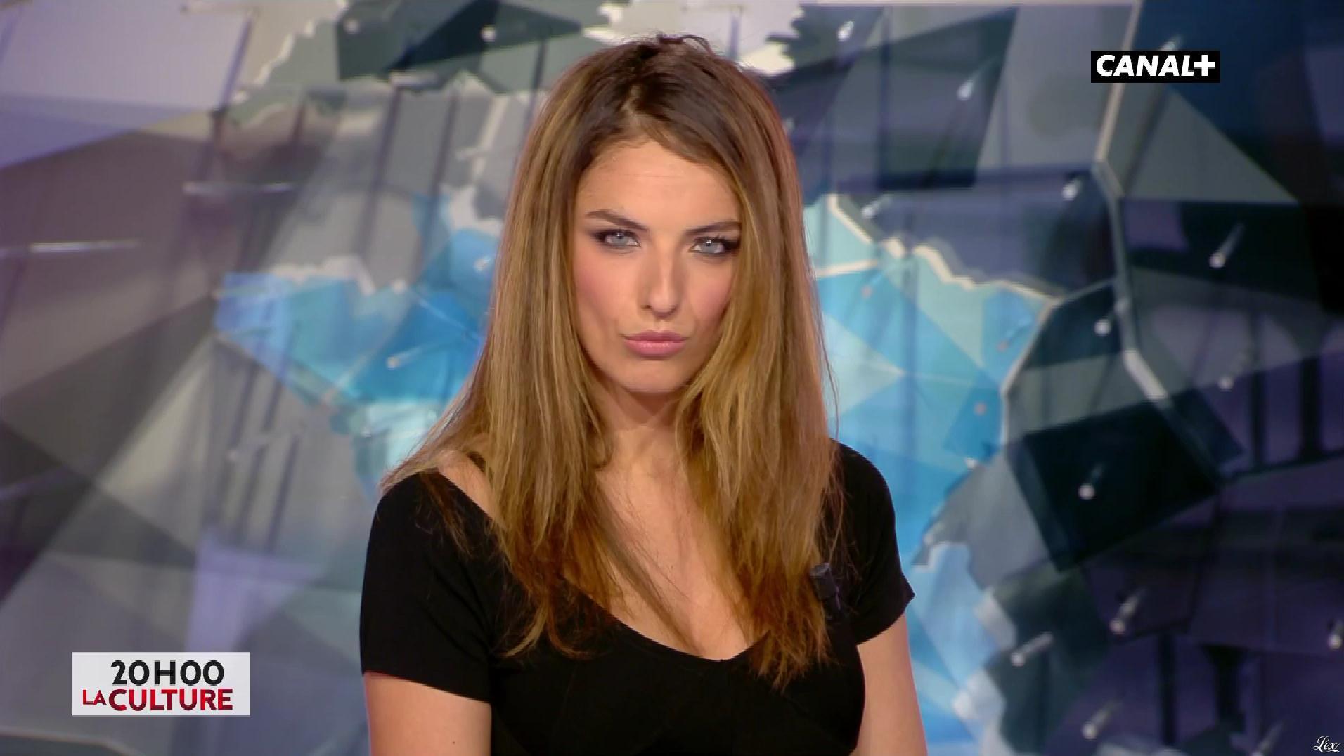 Camille Lavabre dans l'Info du Vrai. Diffusé à la télévision le 25/05/18.