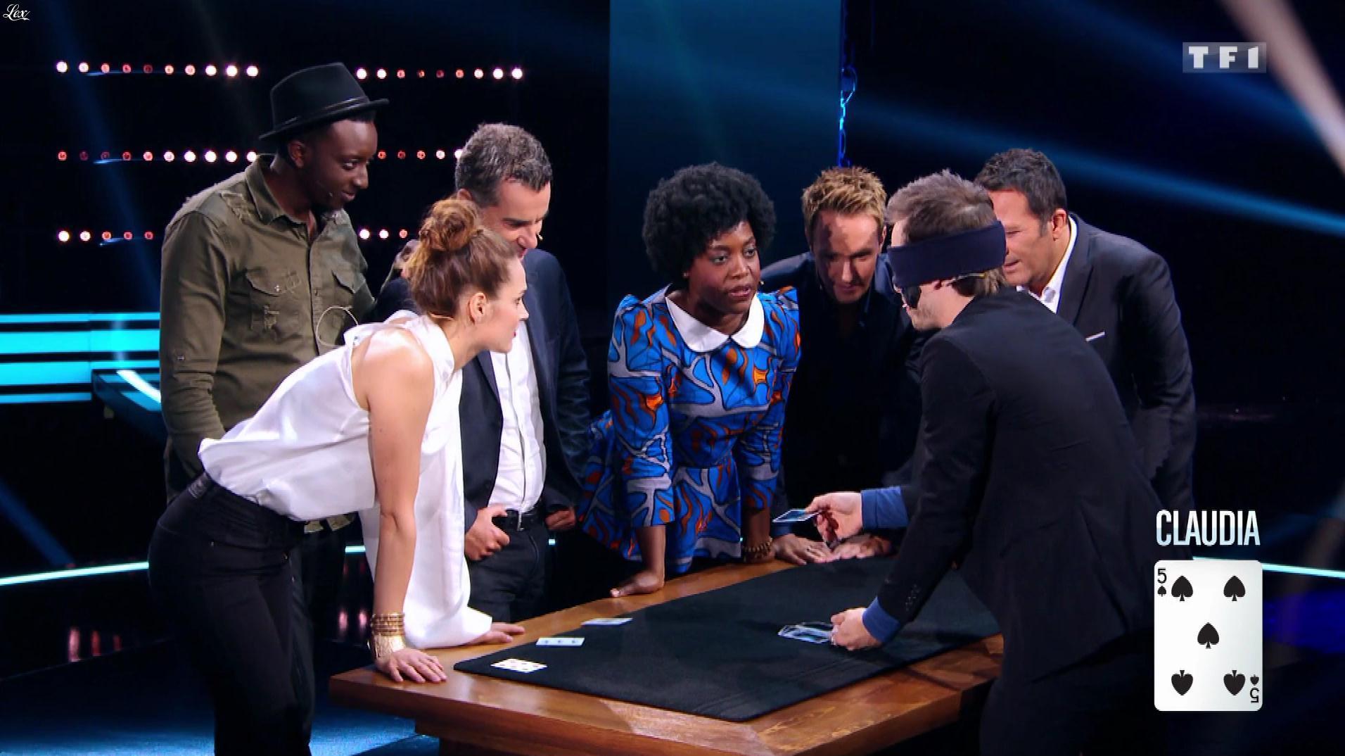 Camille Lou dans Diversion. Diffusé à la télévision le 24/08/18.