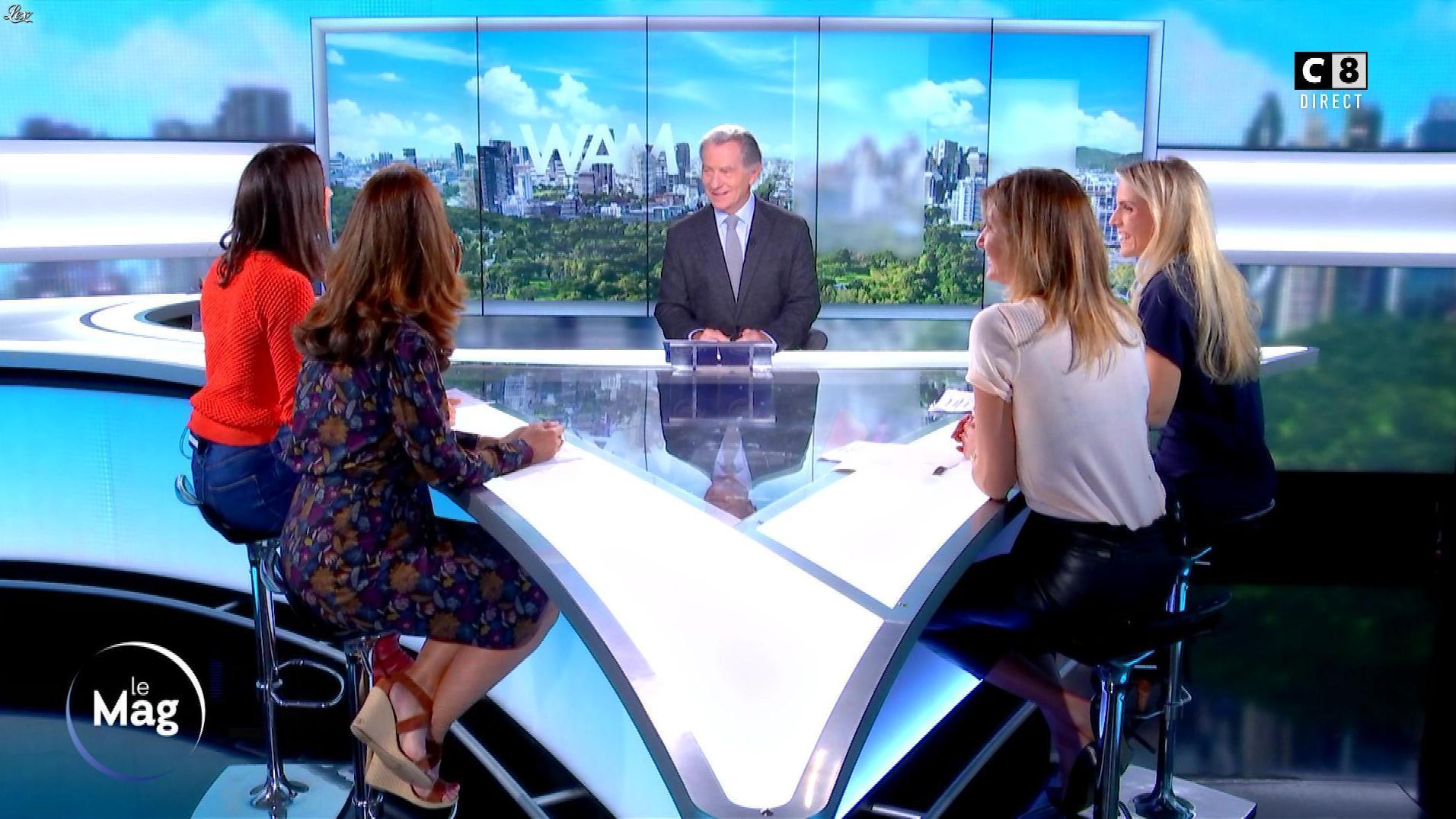 Caroline Ithurbide dans William à Midi. Diffusé à la télévision le 24/09/18.