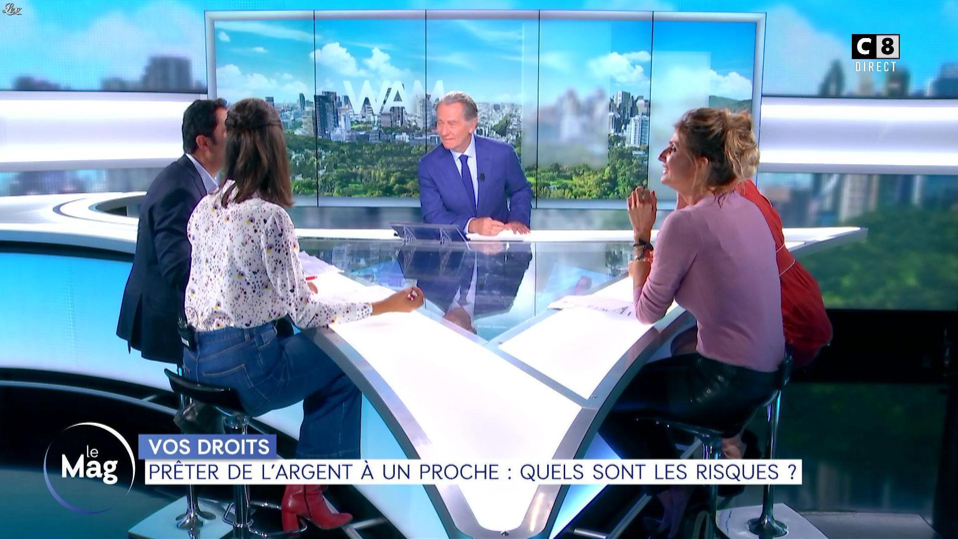 Caroline Ithurbide dans William à Midi. Diffusé à la télévision le 26/09/18.