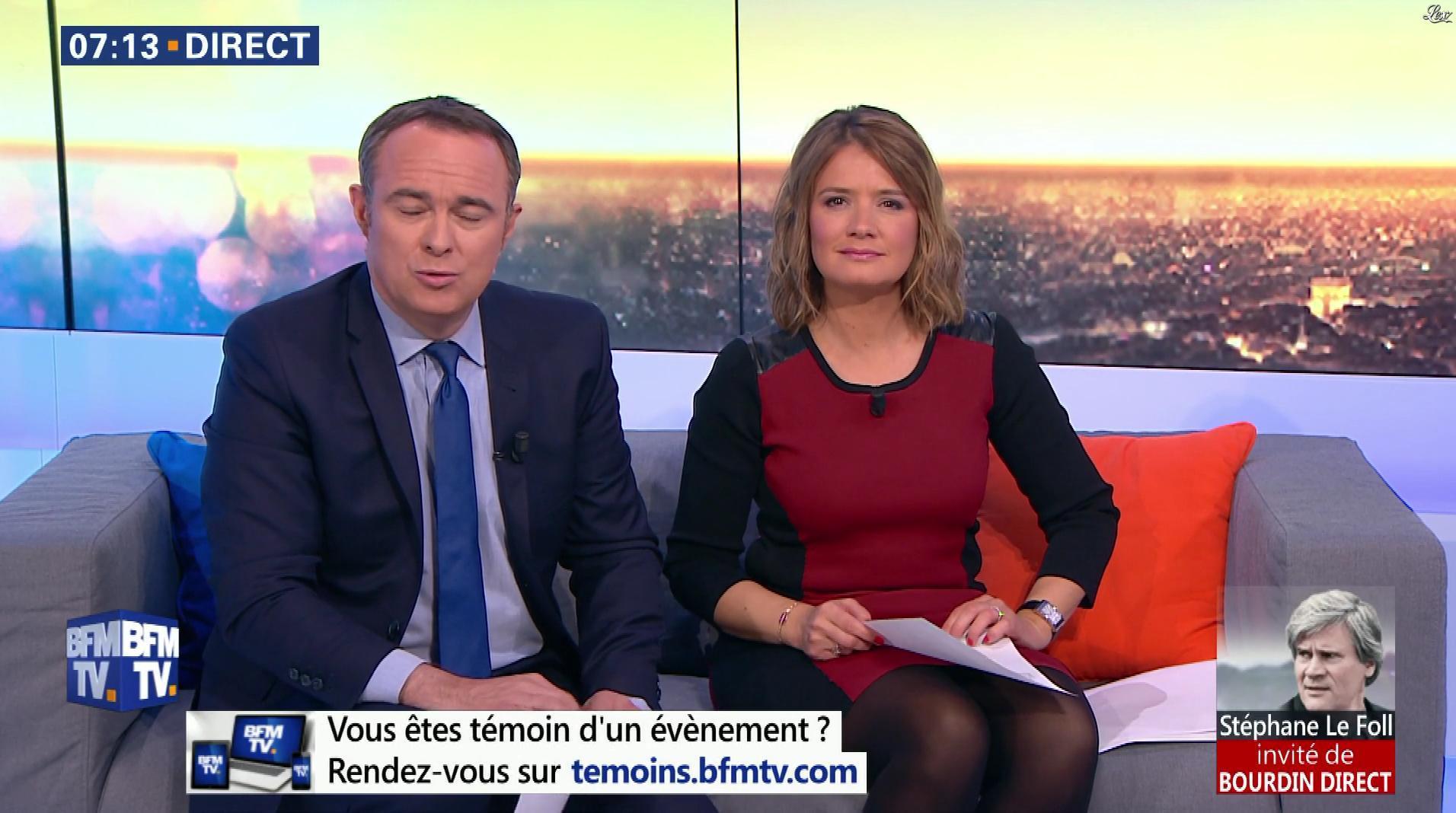 Pascale De La Tour Du Pin dans Première Edition. Diffusé à la télévision le 11/05/17.