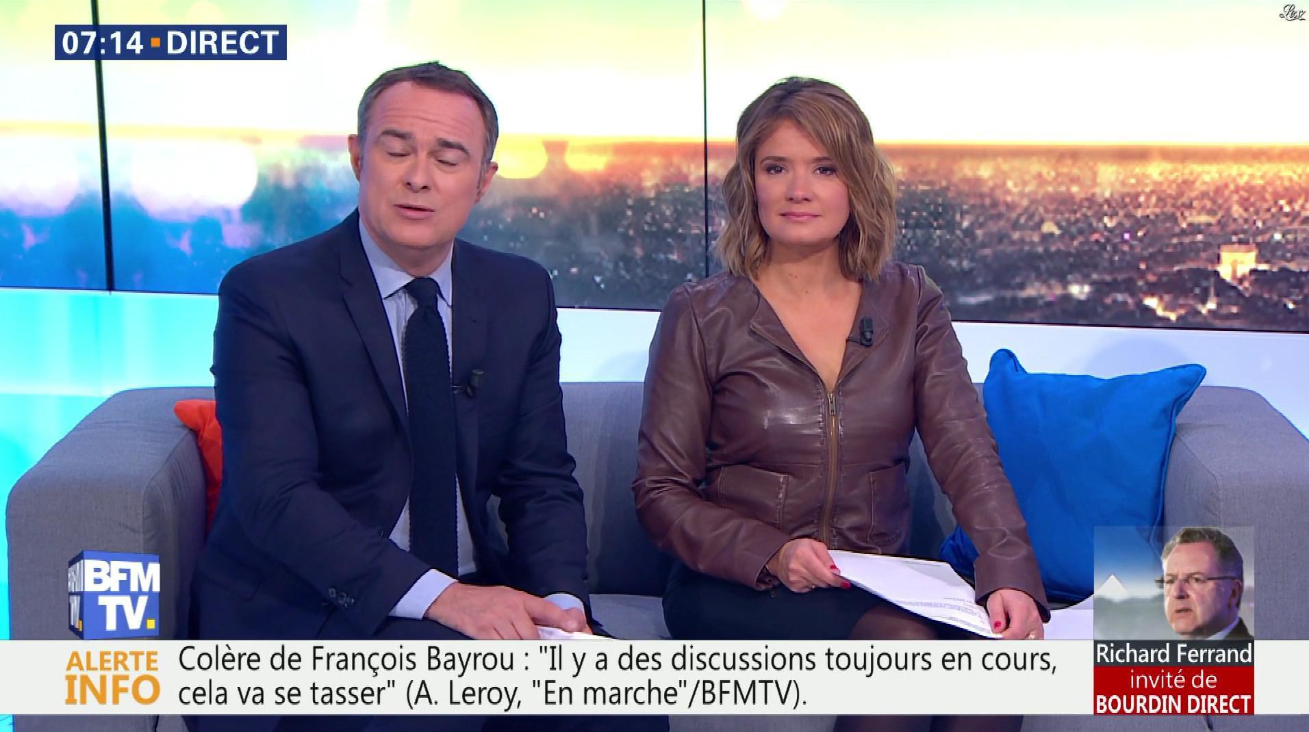 Pascale De La Tour Du Pin dans Première Edition. Diffusé à la télévision le 12/05/17.