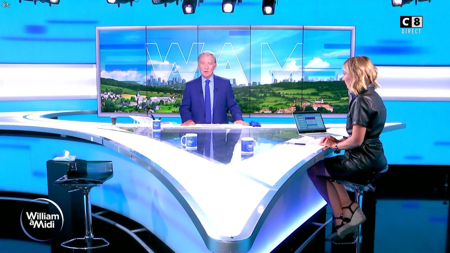 Caroline Delage dans William à Midi. Diffusé à la télévision le 09/09/20.