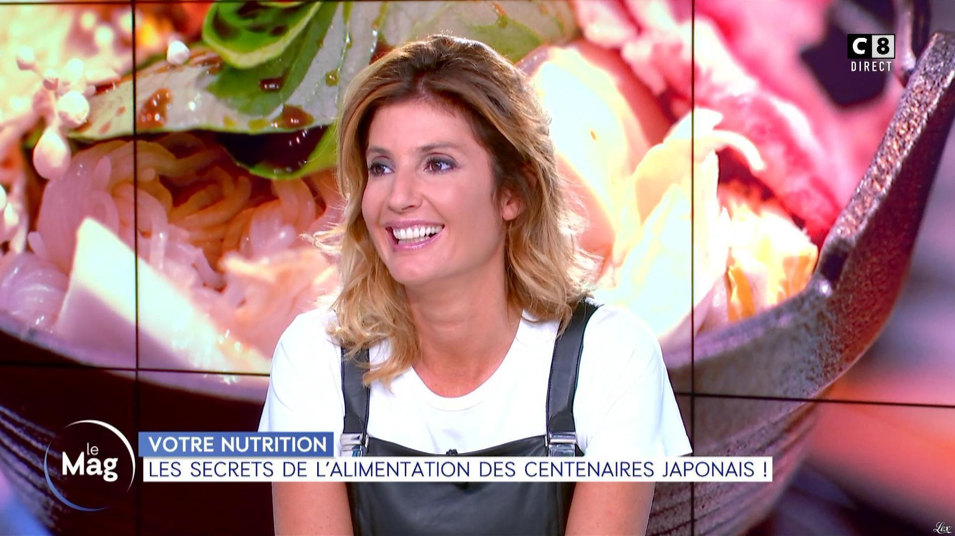 Caroline Ithurbide dans William à Midi. Diffusé à la télévision le 03/09/20.