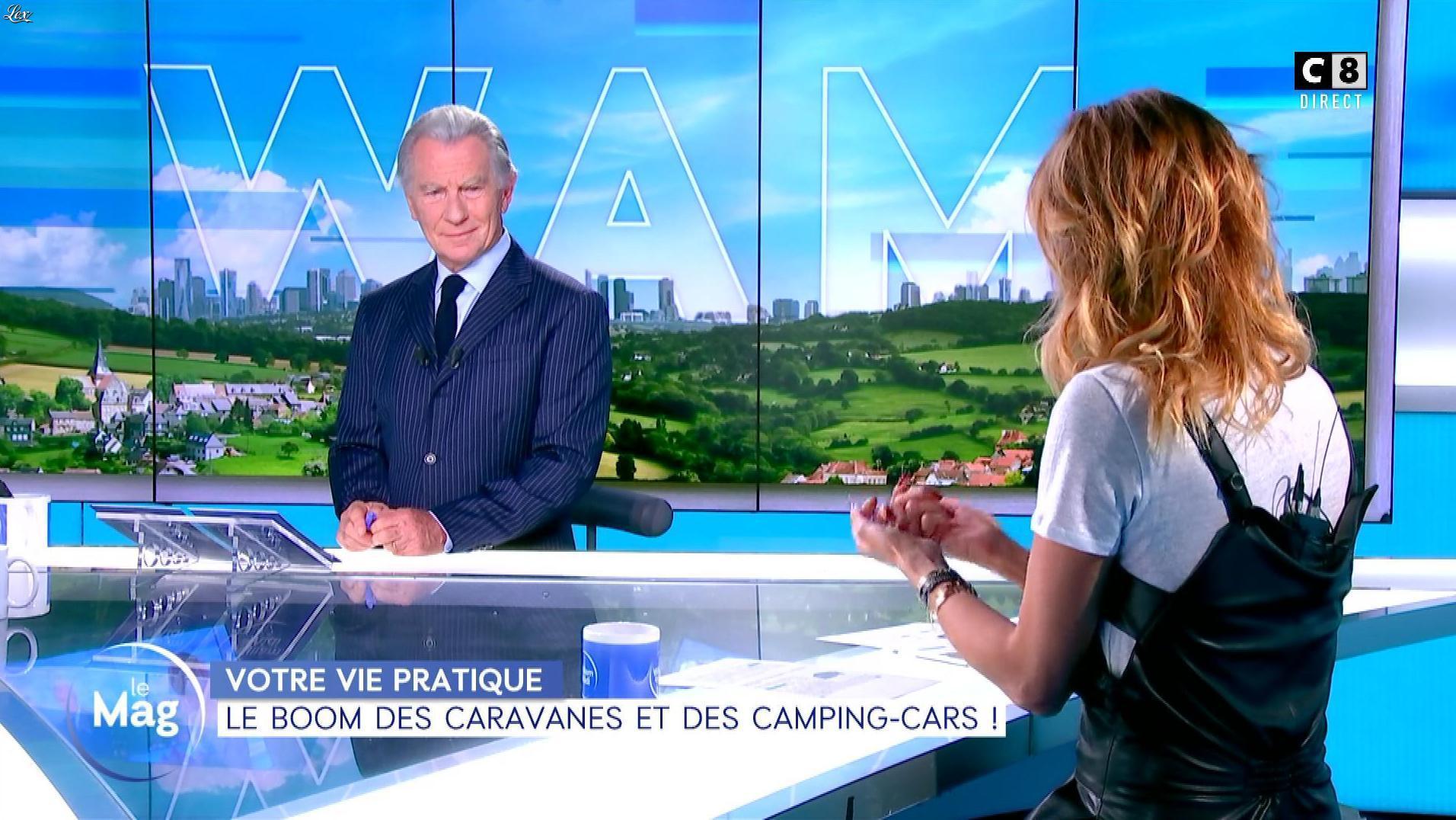 Caroline Ithurbide dans William à Midi. Diffusé à la télévision le 17/09/20.