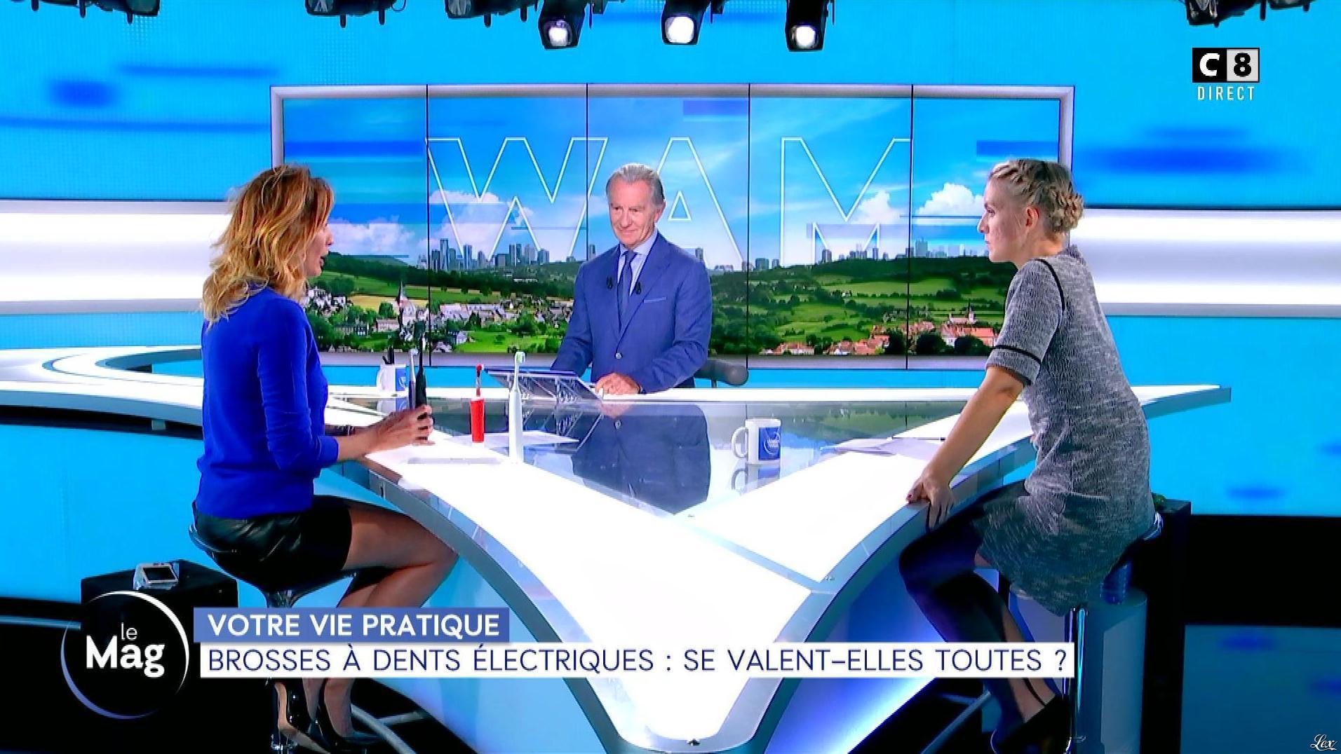 Caroline Ithurbide dans William à Midi. Diffusé à la télévision le 21/09/20.