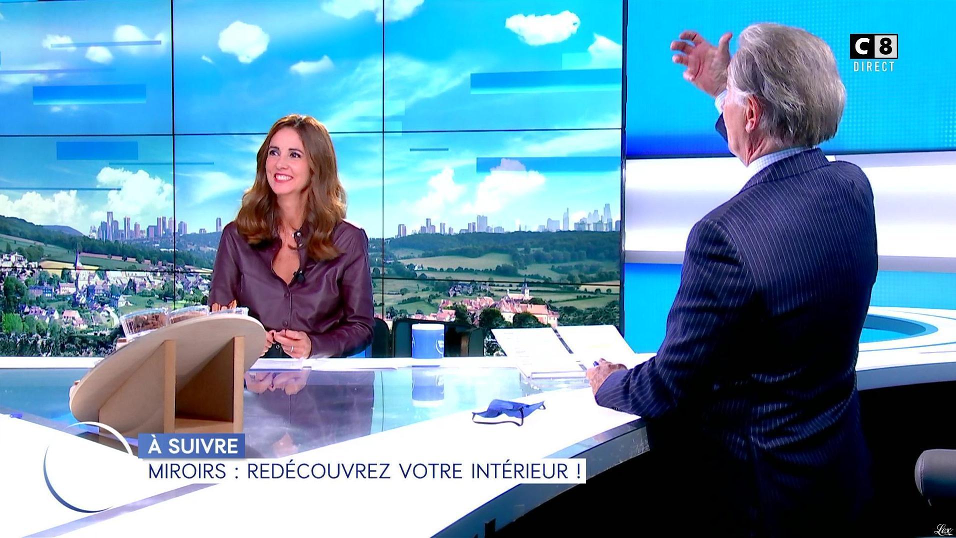 Caroline Munoz dans William à Midi. Diffusé à la télévision le 28/09/20.