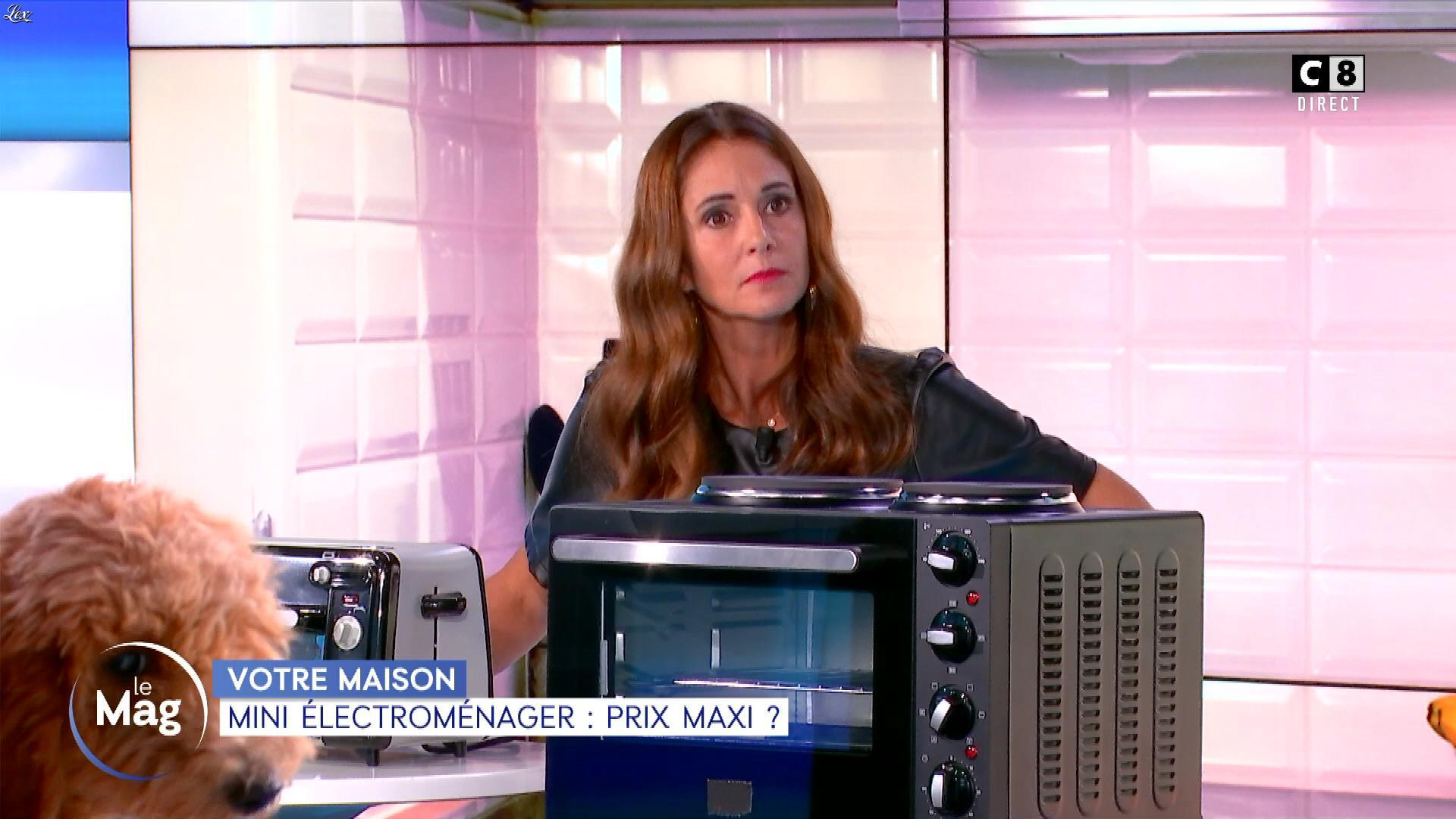 Caroline Munoz dans William à Midi. Diffusé à la télévision le 14/09/21.