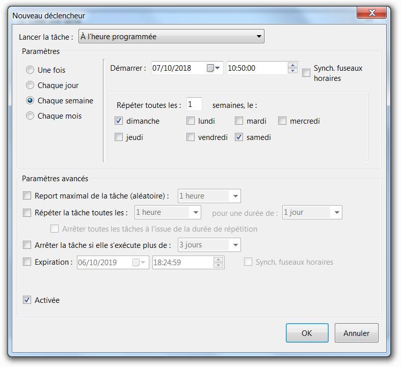 ext - programmer un enregistrement avec la freebox et vlc - 4